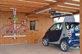 Racor Ceiling Mount Bike Lift by Flat Bike Lift Ingenious Way To Park Your Bicycle On The Ceiling