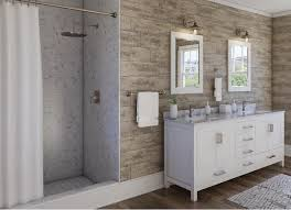 10 Shower Tile Ideas That Make A Splash - Bob Vila Home Ideas Shower Tile Cool Unique Bathroom Beautiful Pictures Small Patterns Images Bathtub Pics Master Designs Bath Inspiration Fascating White Applied To Your Bathroom Shower Tile Ideas Travertine Bmtainfo 24 Spaces Glass Natural Stone Wall And Floor Tiled Tub Design For Bathrooms Gallery With Stylish Effects Villa Decoration Modern Top Mount Rain Head Under For Small Bathrooms And 32 Best 2019