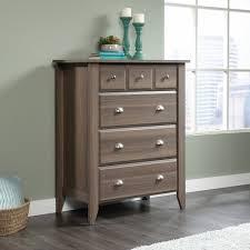 Sauder Beginnings 4 Drawer Dresser Cinnamon Cherry by Sauder Dressers Walmart Com
