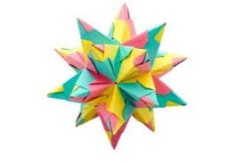 Origami Stars Can Be Simple Or Complex