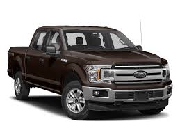 New 2018 Ford F-150 XLT 4D SuperCrew In San Jose #CFD12151   Capitol ...