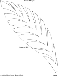 Image Detail For To Make The Palm Leaves Increase Leaf Pattern On