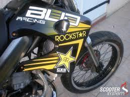 kit deco derbi rockstar derbi senda sm x race rockstar chips
