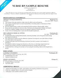 Resume Format For Nursing Lecturer And Easy Nurse Sample About Samples Examples