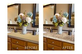 Painting Countertops To Look Like Granite Really A Cool Home