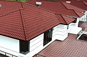 Monier Roof Tile Colours by Monier Heritage Collection
