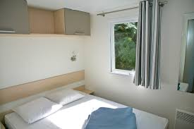 chambre cottage mobil home 2 bedrooms in normandy cing 5