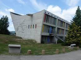 la maison de la culture picture of site le corbusier firminy
