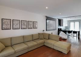 Decorating With Brown Couches by Furniture Modern Sectional Couches Design With Square Table And