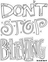 Coloring Pages With Life Quotes