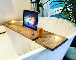 bath tray etsy