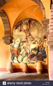 David Alfaro Siqueiros Murales Bellas Artes by Mural San Miguel De Allende Stock Photos U0026 Mural San Miguel De