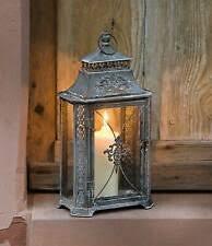 dekoration 2pcs vintage kerzenhalter windlicht laterne für