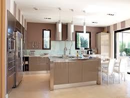 cuisine beige une cuisine ouverte beige déco choisir sa cuisine