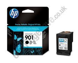 Genuine Black HP 901 Ink Cartridge
