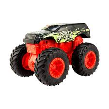 100 Hot Wheels Monster Truck Toys S BashUps Splatter Time