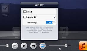 iOS 5 tips How to mirror iPad 2 or iPhone 4S wirelessly over