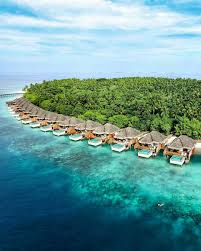 100 Dusit Thani Maldives The Island The Maldive