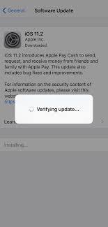 "Fix iPhone X Stuck on ""Verifying Updates"" iTunes iPhone"