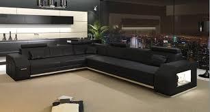 canapé d angle design italien canapé angle en cuir vachette blanc