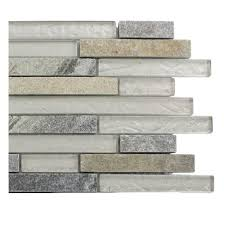 splashback tile tectonic harmony green quartz slate and white gold