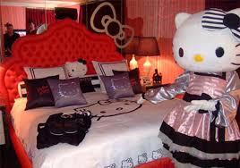 cute hello kitty bedroom just hello kitty bedroom ideas my