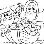 Bible Coloring Pages For