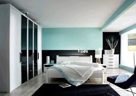 Bedroom Decorating With White Walls And Dark Furniture