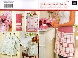 rideaux pour cuisine grille point croix livret 119 design broderies pour la cuisine