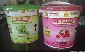 prix pot de tabac chicha tabac raisin blanc et cerise al fakher