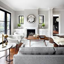 Transitional Living Room Leather Sofa by Living Room
