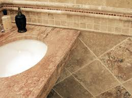 care and cleaning of countertops walls tile floors