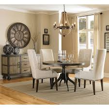 Round Dining Room Sets by Casual Dining Room Sets Provisionsdining Com
