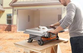 ridgid r4021 7 tile saw due in october pro tool reviews