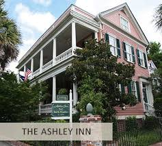 Charleston SC Bed and Breakfasts The Ashley Inn