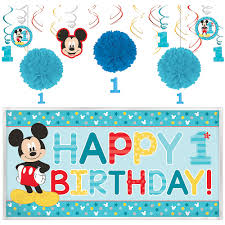 1st Birthday Mickey Mouse Decorating Kit   Party City Buy 1st Birthday Boy Decorations Kit Beautiful Colors For Girl First Gifts Baby Hallmark Watsons Party Holy City Chic Interior Landing Page Html Template Pirate Shark High Chair Decoration Amazoncom Glitter Photo Garland Pink Toys Games Mickey Mouse Decorating Turning One Flag Banner To And Gold