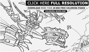 Lego Skylanders Coloring Pages Photo Ninjago Dragon Printable Page