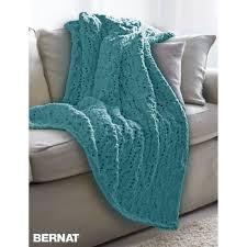 Free Pattern Bernat Seaside Blanket Hobbycraft