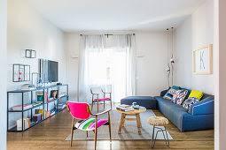 lichtdurchflutetes wohnzimmer mit bild kaufen 13178921