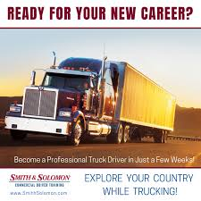 Smith & Solomon Commercial Driver Training, Norristown PA - Driving ...