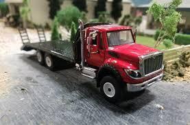 100 Custom Flatbed Trucks 2017 INTERNATIONAL WORKSTAR PLATFORM TRUCK 1