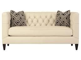 Bernhardt Upholstery Foster Sofa by Bernhardt Interiors Sofas Contemporary Leather Beckett Loveseat