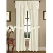 White Antler Curtain Tie Back by Curtain Tiebacks