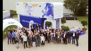 100 Roadshow Trucking European Truck Launch Day YouTube