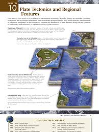 Sea Floor Spreading Worksheet Pdf by Chapter 10 Plate Tectonics Plate Tectonics Crust Geology