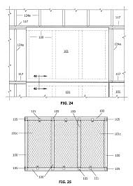 Superior Tile And Stone Anchorage by Patent Us7096629 Exterior Wall Cladding System For Panels Of