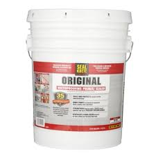 Tile Guard Grout Sealer Home Depot by Seal Krete 5 Gal Original Waterproofing Sealer 100005 The Home