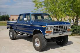 100 1978 Ford Truck For Sale F250 Crew Cab 4x4 Vintage Mudder Reviews Of Classic