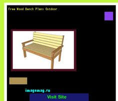 simple wood bench seat plans 172131 the best image search