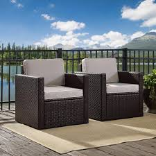 Palm Harbor 2 Piece Outdoor Wicker Seating Set With Grey Cushions ... Orange Outdoor Wicker Chairs With Cushions Stock Photo Picture And Casun Garden 7piece Fniture Sectional Sofa Set Wicker Fniture Canada Patio Ideas Deep Seating Covers Exterior Palm Springs 5 Pc Patio W Hampton Bay Woodbury Ding Chair With Chili 50 Tips Ideas For Choosing Photos Replacement Cushion Tortuga Lexington Club Amazoncom Patiorama Porch 3 Piece Pe Brown Colourful Slipcovers For Tyres2c Cosco Malmo 4piece Resin Cversation Home Design